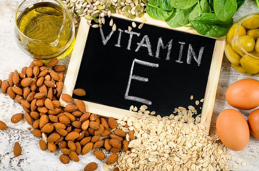 Is vitamin e good for sex